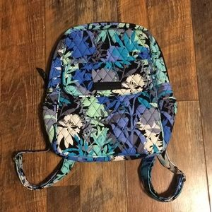 NWT Vera Bradley Purse Backpack in Camofloral